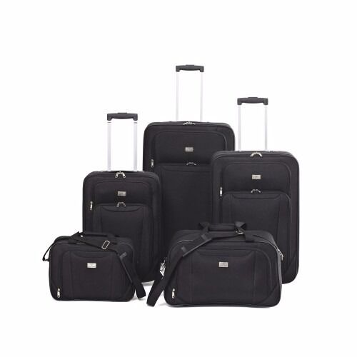 HIGH QUALITY 5 PIECE LUGGAGE SET SPECIAL **OFFER VERY CHEAP** | in ...