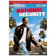 National Security DVD