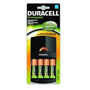 Duracell Rechargeable Batteries AA Charger