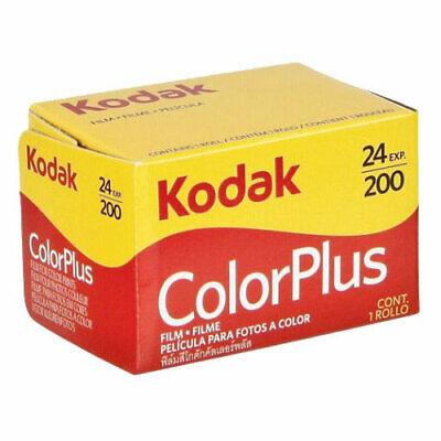 Kodak Colorplus 200 35mm 24Exp - CHEAP Colour Print Film