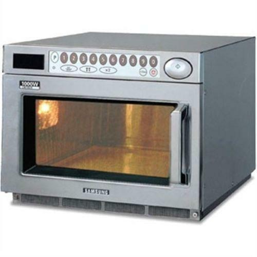 Samsung Commercial Microwave: Kitchen Equipment & Units