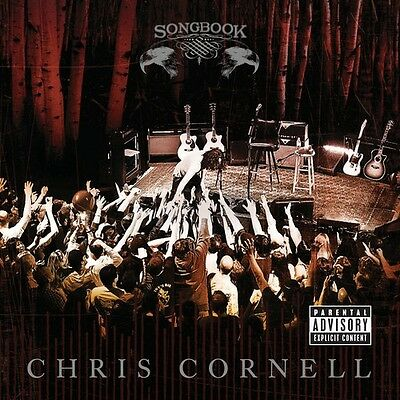 Chris Cornell   Songbook  New Cd  Explicit
