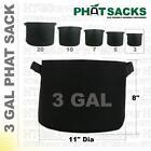 3 Gal Pots