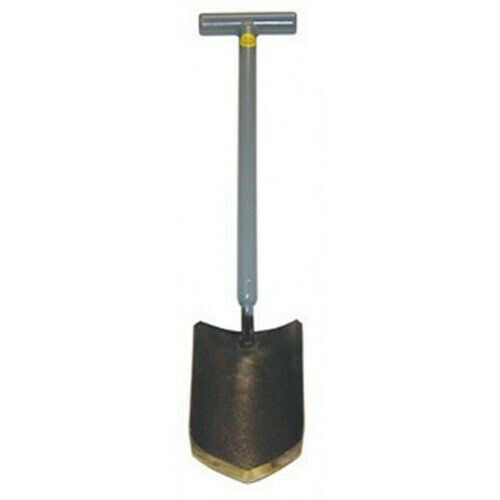 """Lesche 26"""" All Purpose Shovel for Metal Detecting and Gardening"""