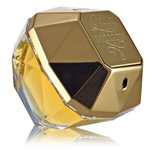 Paco Rabanne Lady Million 80ml Eau de Parfum Spray for Her Brand New