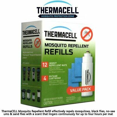 ThermaCELL Mosquito Repellent Refill Value Pack - 48hrs