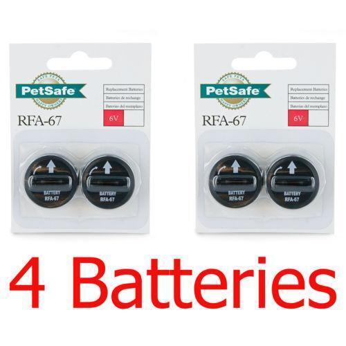 Petsafe Wireless Collar Batteries Ebay