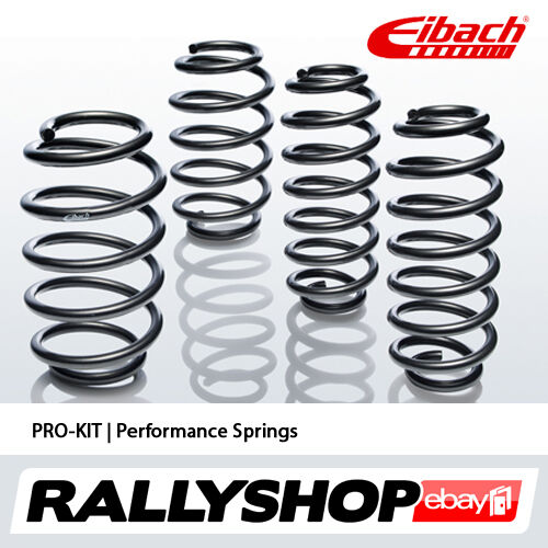 Eibach Pro-Kit Lowering Springs AUDI Q3 2.0 TFSI quattro CHEAP DELIVERY!!!