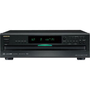 Onkyo DXC390 - 6-disc CD Carousel Changer - HOLIDAYS SALE