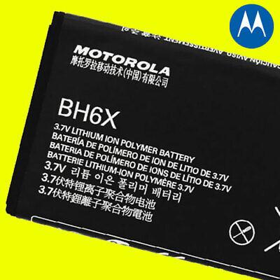 ORIGINAL MOTOROLA BH6X AKKU - DROID X X2 MB810 MB860 MB870 Atrix 4G - NEU (Akku Mb860)