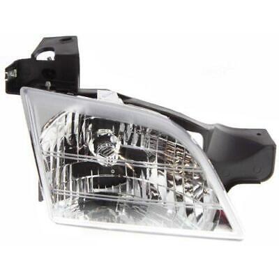 VENTURE 97-05 HEAD LAMP RH, Composite, Assembly, Halogen