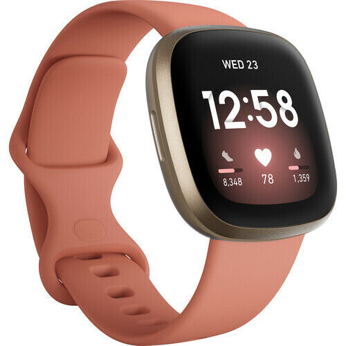 Fitbit Versa 3 Health & Fitness Smartwatch with GPS   Authentic   Activity Watch