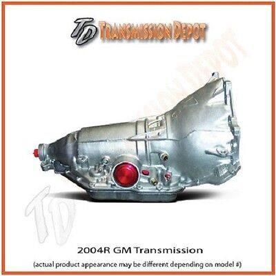 2004R Stage 2 Transmission Conversion Package 2500 Stall Inc. 200R4 200-4R -