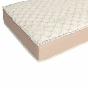 New Simmons Beauty Sleep Deluxe ORGANIC Crib Mattress