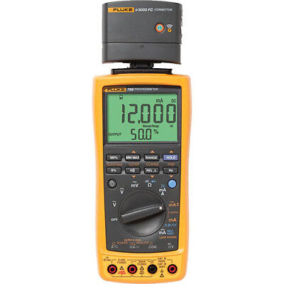 Fluke 789ir3000 Bu Processmeter Hart Wireless Fc Module Combo Kit