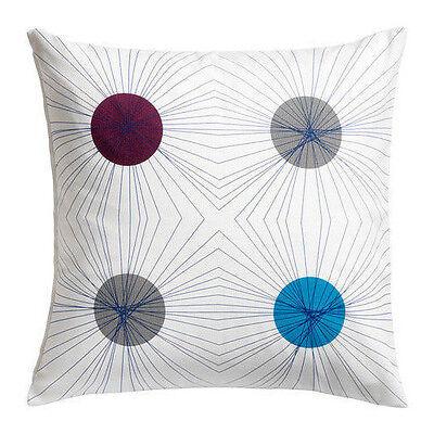 "IKEA Deco Cushion cover Vaddklint Pillow Cover 20x20"" VÄDDK"