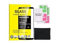 Oneplus 5T Screen Protector Anti Scratch Bubble Free Easy Install Tempered Glass