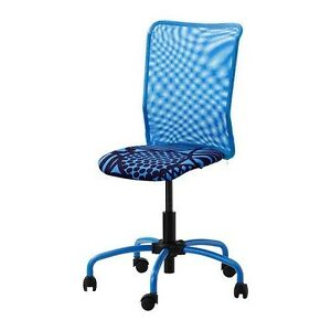 [moving sale] Blue office chair