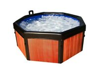 HOT TUB JACCUZI - USED - PERFECT FOR SUMMER