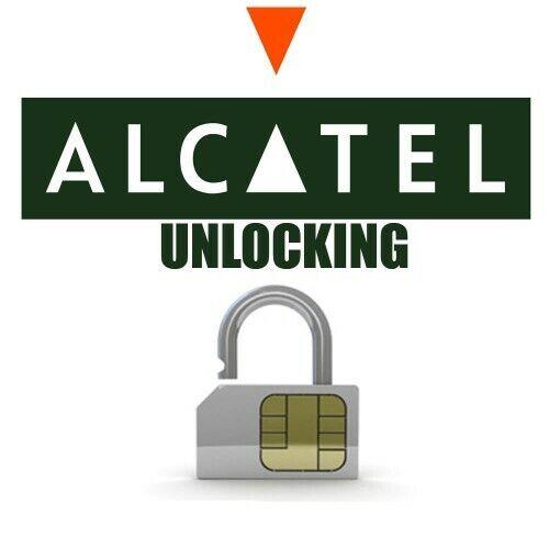 Unlock Code Alcatel One Touch 4009A 4009X 4009D Pixi 3 PIXI 4 4034X 5010X 2038X