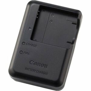 Canon CB-2LA Battery Charger + NB-8L Battery