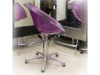 Collection pink Italian Salon Chair