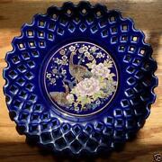 Peacock Plate Japan