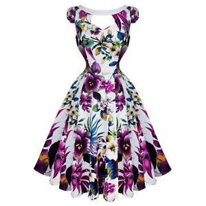 Vintage Floral Dress | eBay