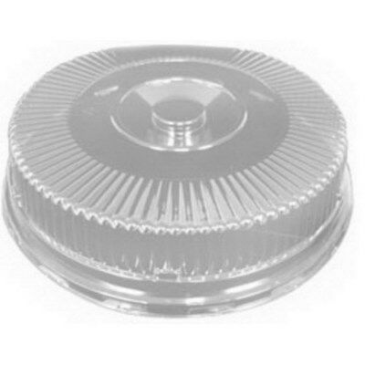 Caterware OPS Plastic Round Snap-On Dome Lid For 16