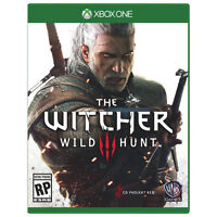 Selling Witcher 3 for Xbox One