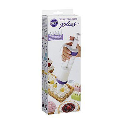 Icing Dispensers Wilton Dessert Decorator Plus Bakery Cake Utensil Cooking Tool