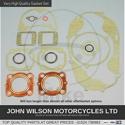 Yamaha RD250 1976-1979 Complete Engine Gasket Rebuild Kit  for sale  Shipping to Ireland