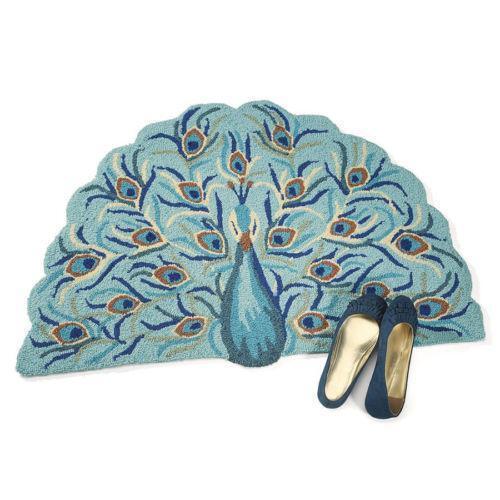Peacock Rug Ebay