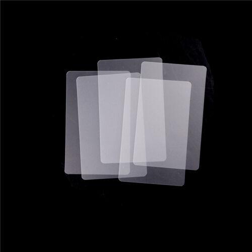 5pcs Plastic Card Pry Opening Scraper Mobile Phone Glued Screen Repair Tool CAVI