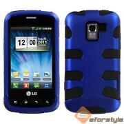 LG Optimus Slider Silicone Case