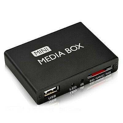 Digital Media Player for TV - HDMI, USB, SD, AV on Rummage