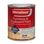 International Cupboard Paint