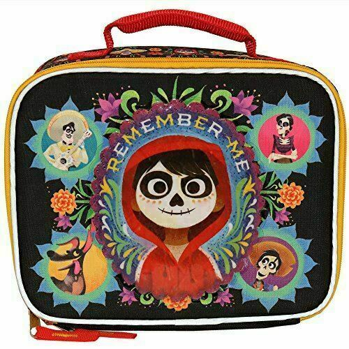 Disney Pixar CoCo Insulated Lunch Bag/Lunch Box, so