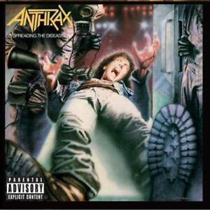 Anthrax - Spreading The Disease (Deluxe Edition) - CD NEU