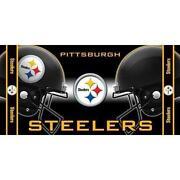 Steelers Beach Towel