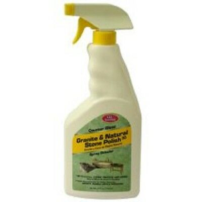 Gel Gloss CG-24;Countertop Cleaner; For Cleaning Granite/ Tile And Natural Stone