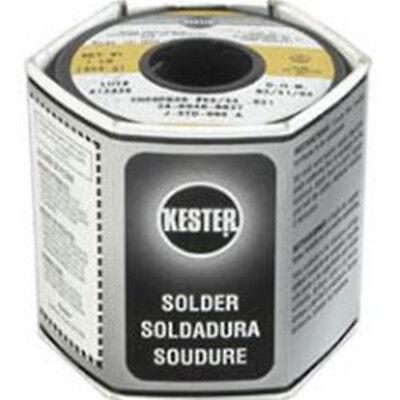 Kester 24-6337-8806 No-clean 245 Solder Wire .015 Dia. Core Size-50 New