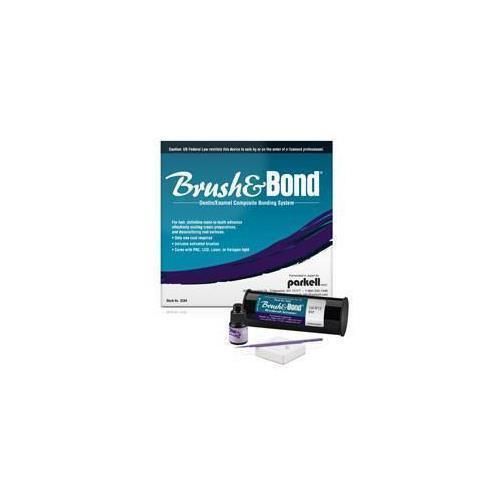 Parkell S284 Brush & Bond Self Etch Composite Bonding Agent Complete Kit