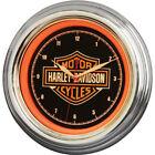 Harley Davidson Wall Clocks