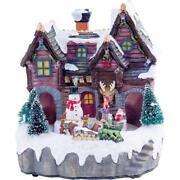 LED Weihnachtsmann