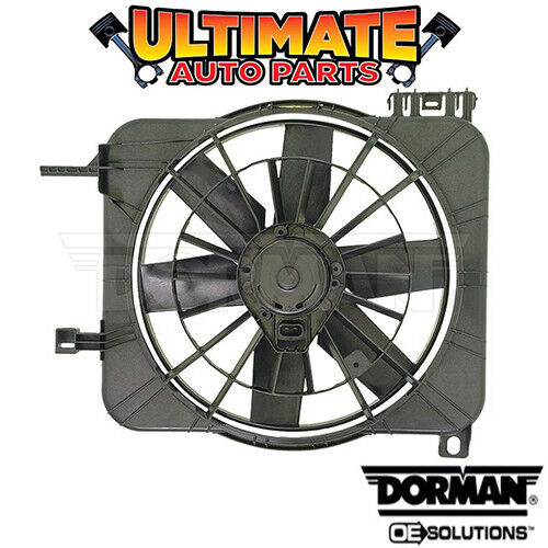 2.2L, 2.3L or 2.4L Radiator Cooling Fan with A//C for 95-05 Chevy Cavalier