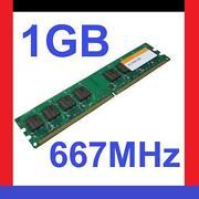 1024 MB DDR2 RAM