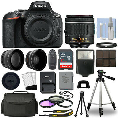 Nikon D5600 Body Only Digital SLR Cameras