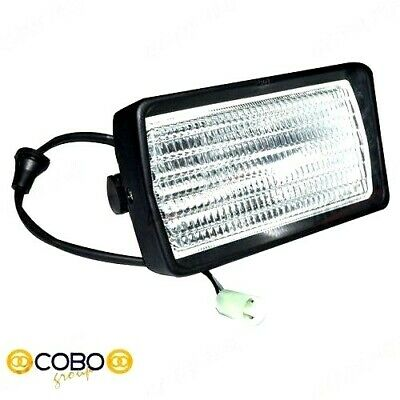 Cab Roof Work Light Lh For Ford 5610 6410 6610 6810 7610 7810 8210 Tractors