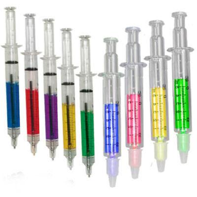 5 Syringe Pens  + 4 Syringe Highlighters ](Syringe Pen)